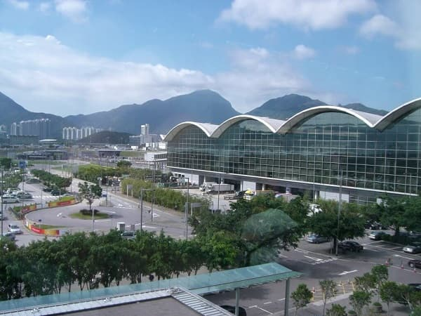 HongKong-International-Airport