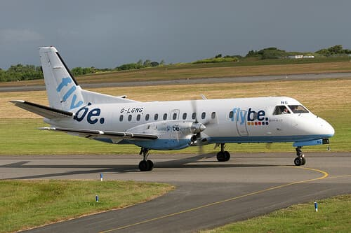 Fly-be-Saab-340B