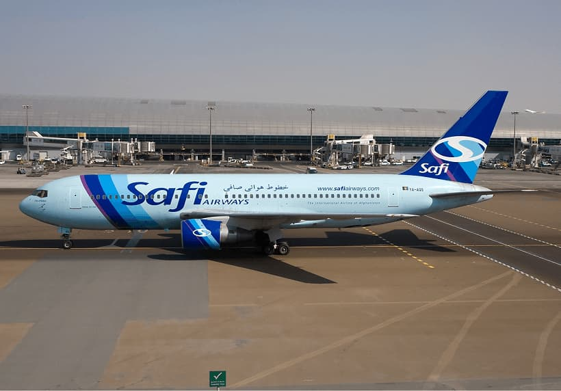 safi-airways-boeing-767