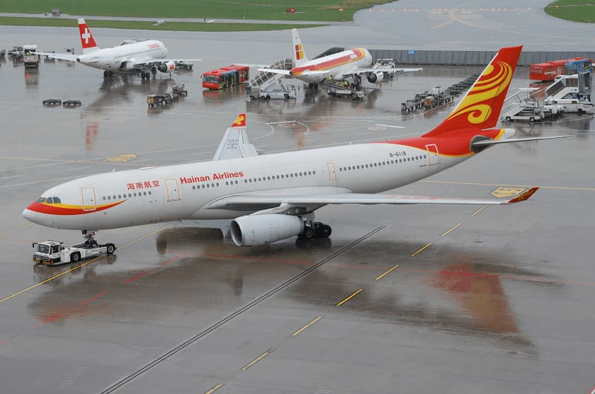 Hainan-Airlines-Airbus-A330-200