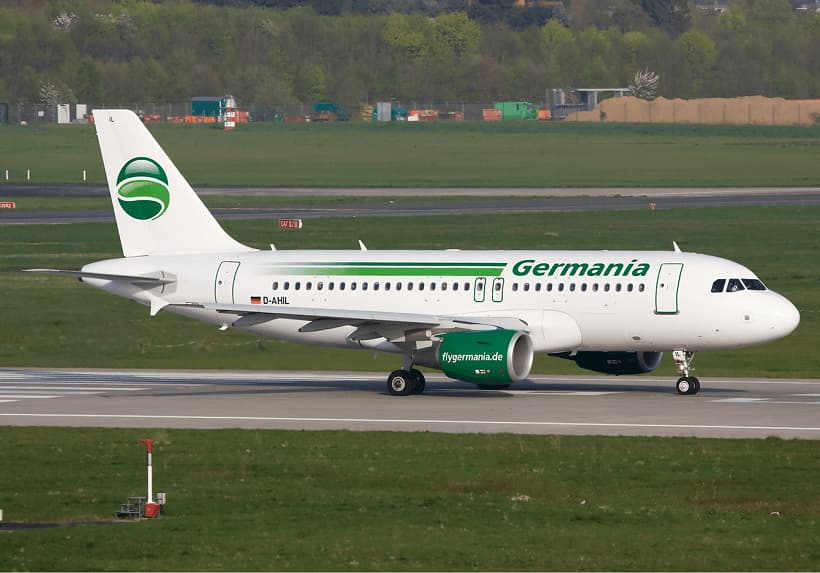 Germania-Airbus-A319