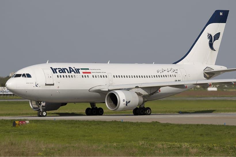 iran-Air-Airbus-A310-300