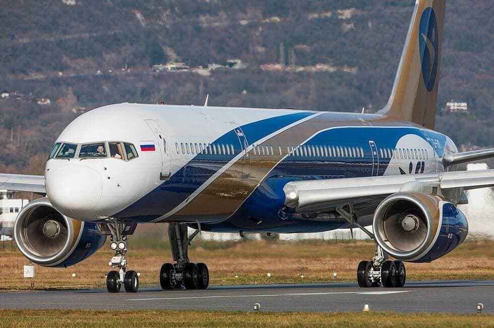 Russia Airlines [ Russia Airlines Lists ] | Alineport com