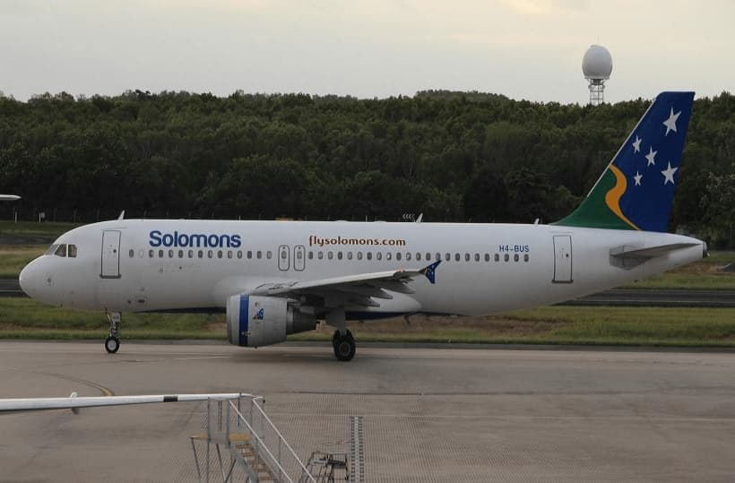 Solomon-Airlines-Airbus-A320